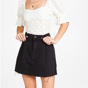Free People Cosmico Flirt Skirt BNWT